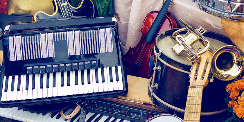 instruments musical