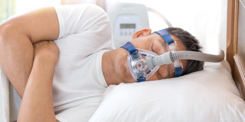 soigner l'apnée du sommeil