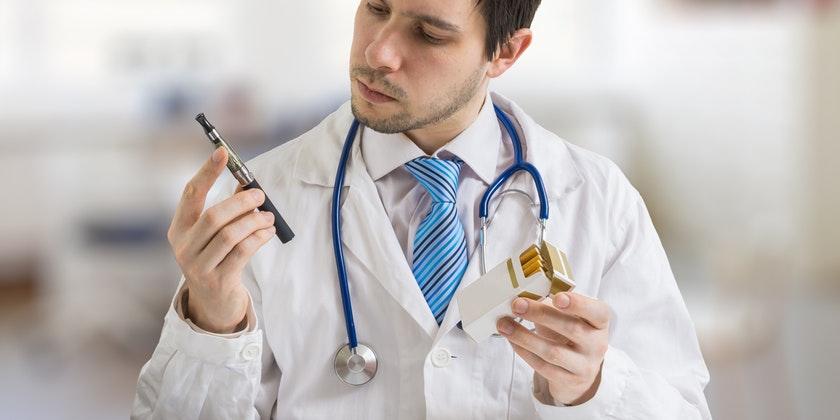 cigarette électronique pour arrêter le tabac