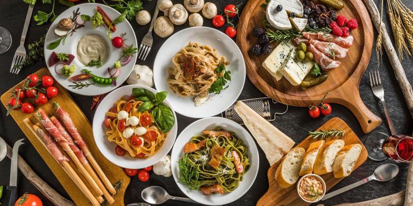 plats italiens classiques