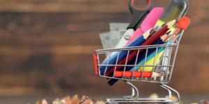 Acheter ses fournitures scolaires en ligne