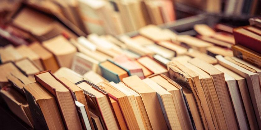 Achat de livres d'occasion