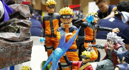 figurines de Naruto Shippuden