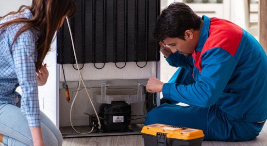 Réparateur de frigidaire à domicile