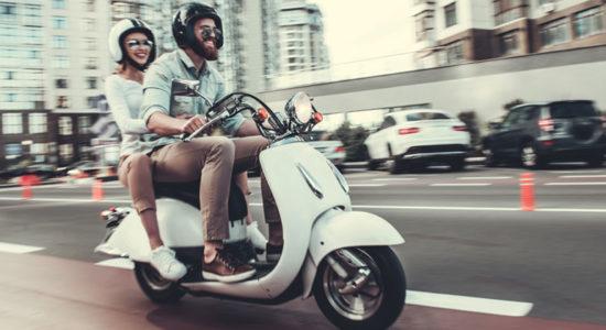 Louer une moto en Corse