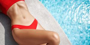 corps en bikini