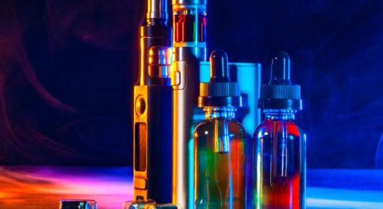E-cigarettes et liquides