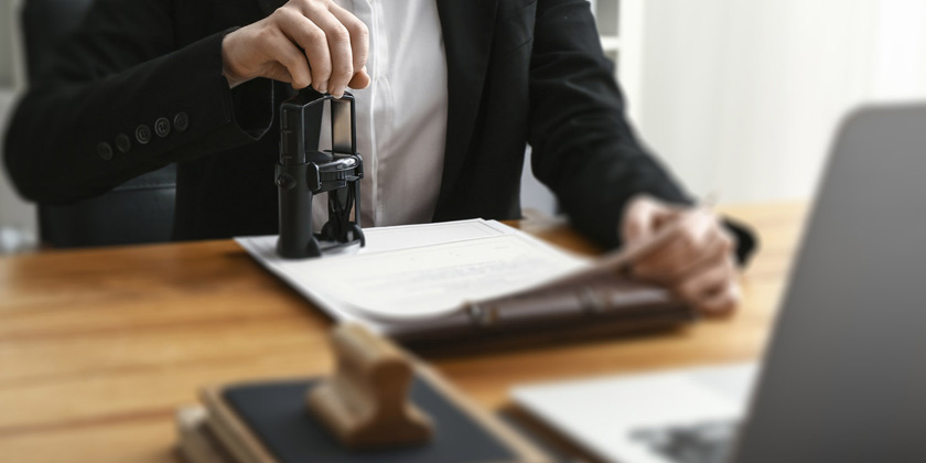 Notaire professionnel