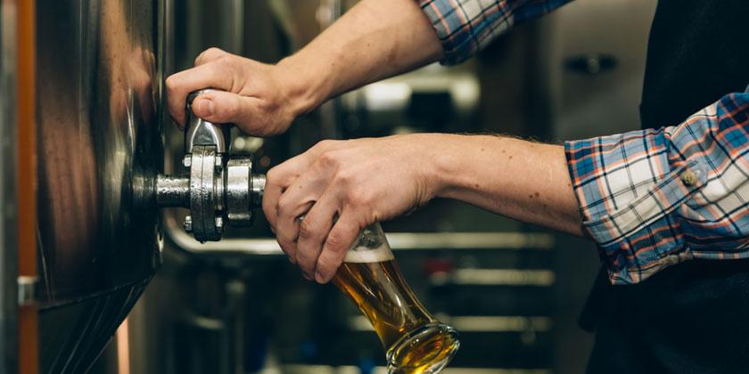 brassage d'une bière
