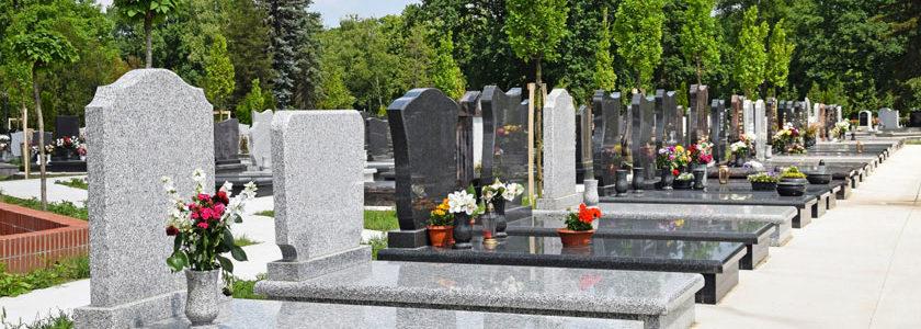 concession de cimetière