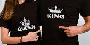 T-shirt Couple